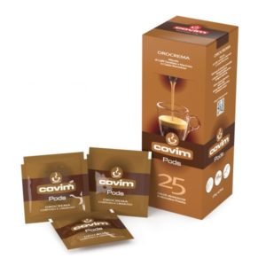 Covim Caffé Orocrema ESE-pods från handpresso.se