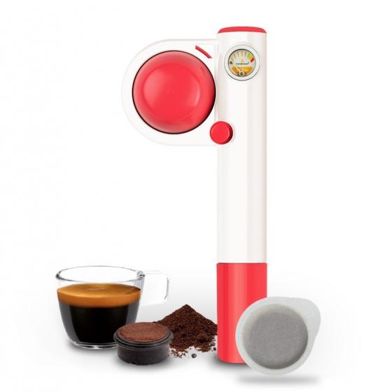 handpresso pop manuell rosa från handpresso.se